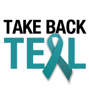 Our Take Back Teal official logo :)