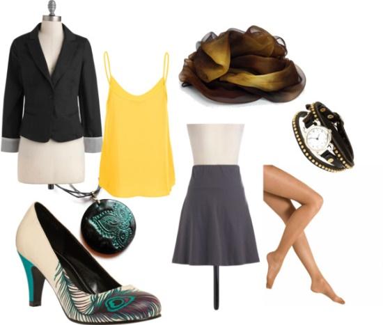 teal heels, work outfits,