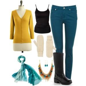 ovarian cancer awareness, fashion, teal